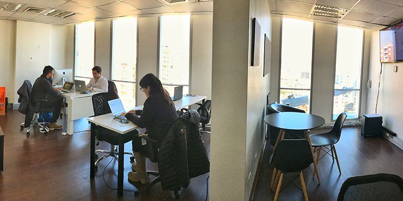 ¡Nuevo cambio de oficina!