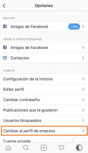 perfil empresa