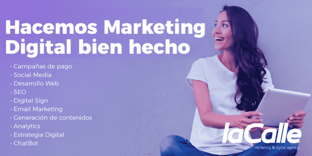 marketing digital laCalle