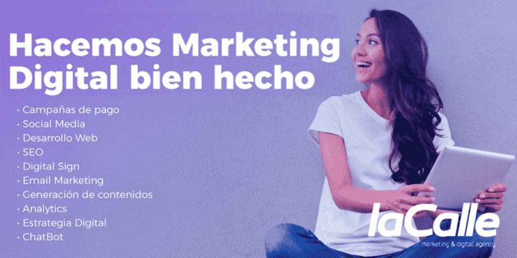 marketing digital laCalle
