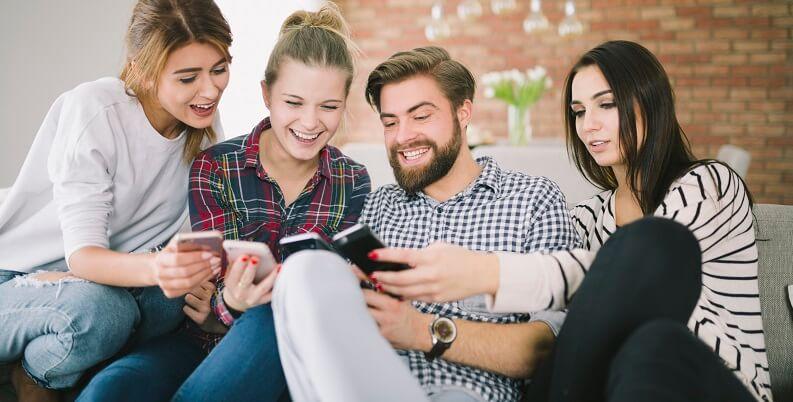 Contenidos creativos y populares para redes sociales