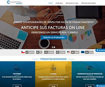 Página Web eCapital