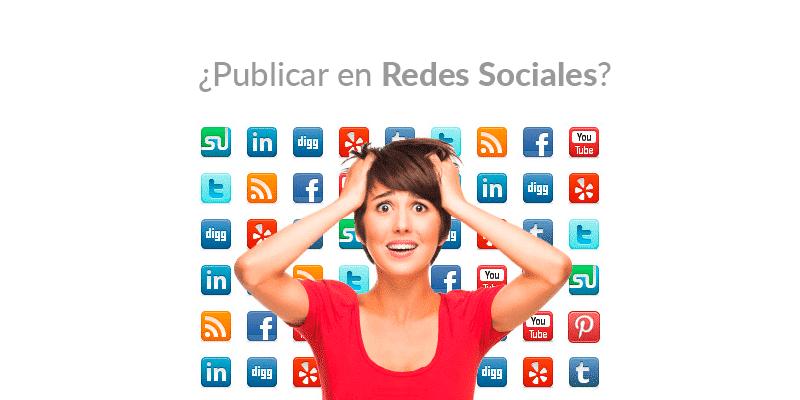 ¿Qué publicar en mis redes sociales?